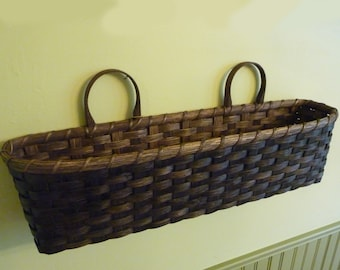 French Wall Basket