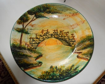 MEXICO LARGE PLATE Wall Hanging