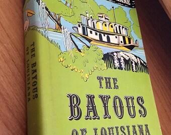 The Bayous of Louisiana 1960 w/ DJ 1st