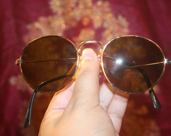 JOHN LENNON SUNGLASSES,90s sunglasses oval,90s eyeglasses,grunge sunglasses,hippie sunglasses,woodstock sunglasses,oval sunglasses vintage