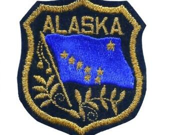 Alaska Patch (Iron on)