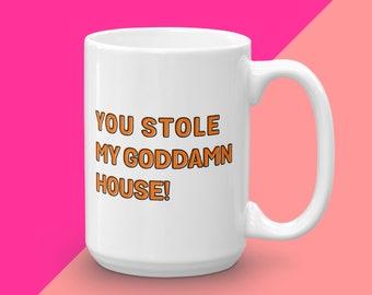 Real Housewives Mug, Kyle and Kim Richards, RHOBH RHONY RHOA, Housewives Housewarming Gift, Ceramic Mug Gift For Her, Coffee Gifts Under 25