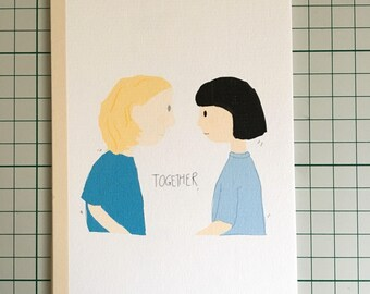 Together : a zine about being together
