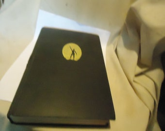 Vintage 1931 The Science Of Life Vol. 1 Hardback Book By H.G. Wells., collectable