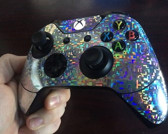 Holographic Xbox One Controller Skin