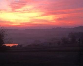 Sunrise - Photograph
