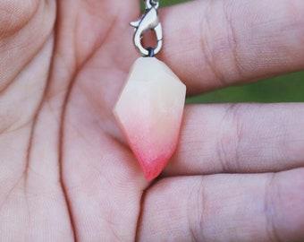 Ombré Gemstone Charm