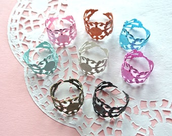 Colored Ring Base (choose the color)-colored ring base (choose the colour)