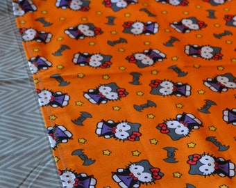 Hello Kitty Halloween Pillowcase
