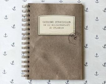 Fat Notebook-World domination