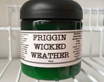 Friggin Wicked Weather Moisturizing Lotion