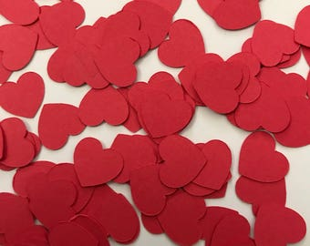 Mini Heart Confetti