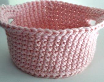 Easter Basket, Basket Storage, Basket Organizer, Crochet Basket, Easter Bucket, Basket of Crochet, Easter Basket Storage, Basket of Crochet