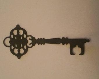 15 die cut black keys