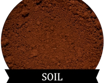 Matte Brown Eyeshadow SOIL