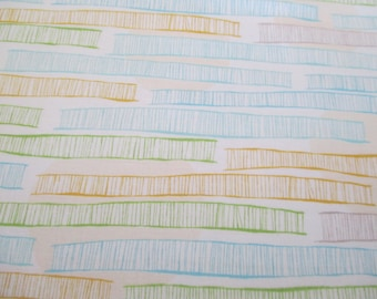 Quilting Weight Cotton Fabric designed by Valorie Wells for Free Spirit Wish Glady Courage 1 yard