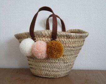 Basket decoration