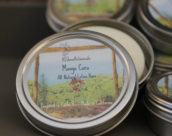 Lotion Bar - Mango Coco