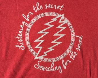 Grateful Dead Shirt-Unbroken Chain Lot Shirt-Adult Uni T Shirt Sizes S M L XL XXL