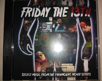 Friday the 13th CD