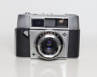 Agfa Optima II 35mm Camera