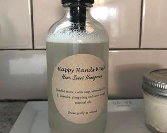 Happy Hands Wash