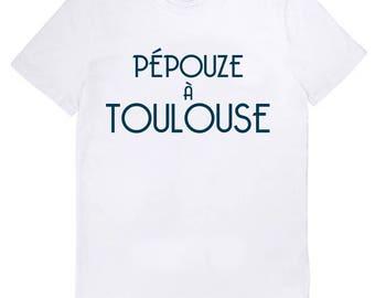 T-shirt - Toulouse