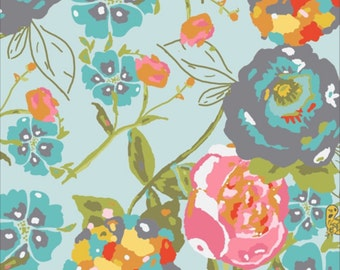 LillyBelle garden cotton fabric by Bari J. For Art Gallery fabrics LB-1100