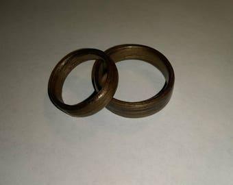 Walnut Wooden Ring
