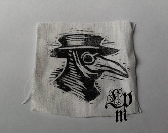 Plague plague Doctor Patch