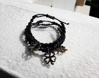 Kids Macrame bracelet, kids bracelet, Macramearmband for kids