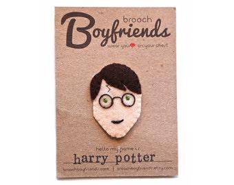 Harry Potter Brooch