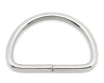 half moon ring