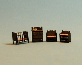 1/144th inch scale miniature-Nursery