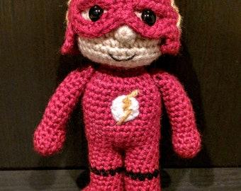 Crochet PATTERN - The Flash