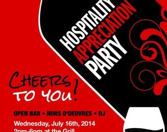 5 Hospitality Appreciation Invitations