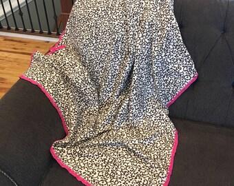 Flannel Receiving Blanket