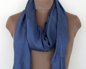 Pure Indian Hand Weaved Cashmere Scarf, Pashmina Scarf, Scarf, Shwal, Pashmina, Cashmere, Wool Scarf