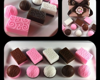 Chocolates Soap Gift