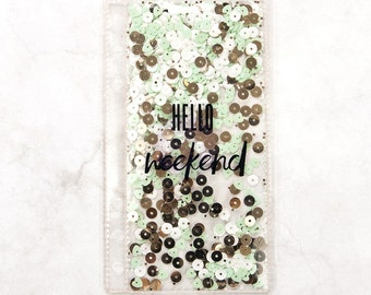Frank Garcia Hello Weekend My Prima Planner Shakers For A5 Planner (992521)