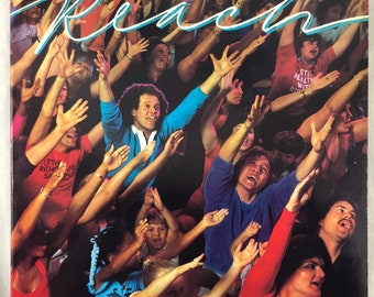Richard Simmons Reach LP Circa 1982 GateFold NM