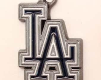 Los Angeles Dodgers Charm