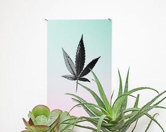 Poster — Cannabis ruderalis