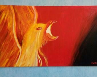 The wrath of the Phoenix