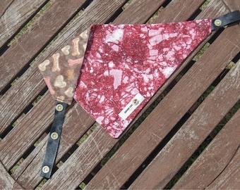 In Memory of Karma double sided cotton bandana