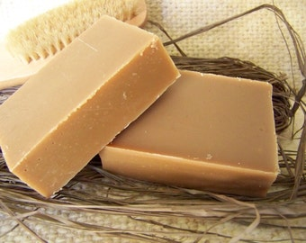 Almond Goat Milk Soap , with a just from the oven warm almond cookie scent.