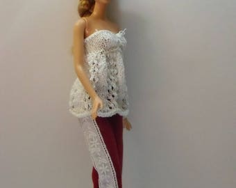 romantic 3 outfit for barbie type dolls