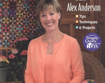 Paper Piecing with Alex Anderson from HGTV
