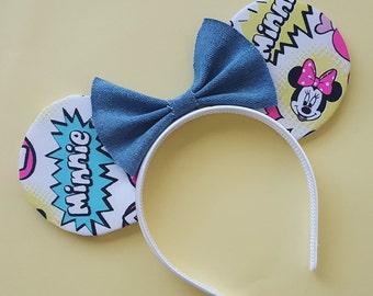 Love Minnie Mouse Ears