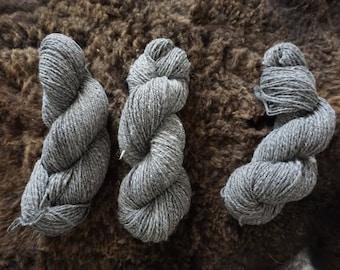 Organic 100% pure Jacobs yarn